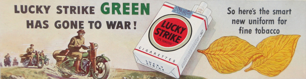 Photo By Mad Men boost for Lucky Strike cigarettes angers campaigners