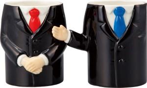 つっこみマグカップ